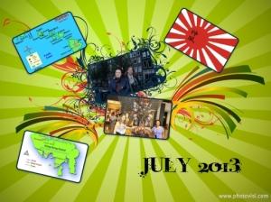 férias julho