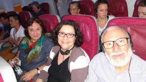 No avião_ida