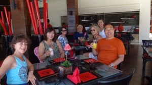 Bali_Almoço Hotel Nusa Dua