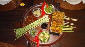 Bali_Jantar Restaurante Bambu Bali