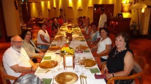 Bali_Jantar de despedida hotel Nusa Dua
