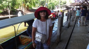 Amphawa_Mercado Flutuante_Bangkok