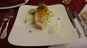 Camboja_Siem Reap_Jantar Restaurante Crystal