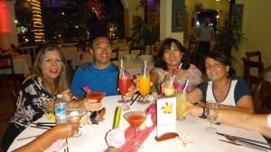 Camboja_Siem Reap_Jantar Restaurante Bopha Angkor