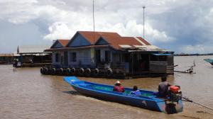 Camboja_Caminho para kompong-khleang