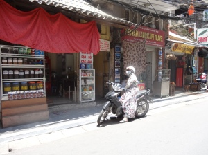 Hanói_Passeio pela cidade proteção total