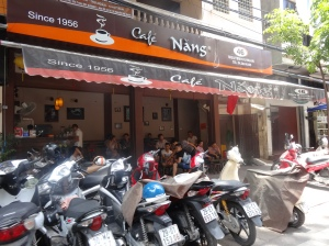 Hanói_Passeio pela cidade_Café