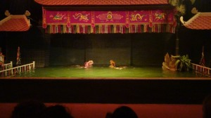 Hanói_Tang Long Water Puppetry Theatre