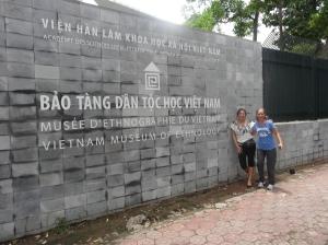 Hanói_Museu Etnologia