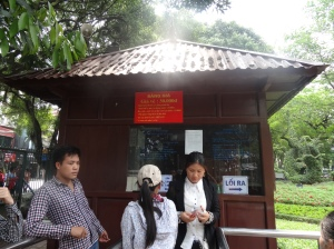 Hanói_Templo Quan Thanh