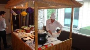Hanói_10 de junho_Café da manhã Hotel Movenpick