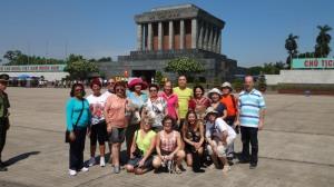 Hanói_Palácio Presidencial