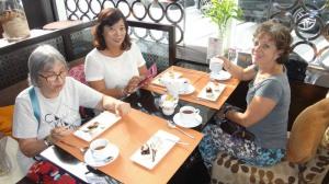 Chá da tarde_Grand Millenium Hotel