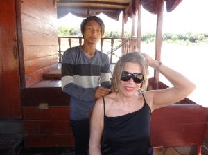 Camboja_Caminho para kompong-khleang_massagem