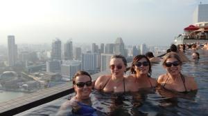 Momento relax_Hotel Marina Bay Sands