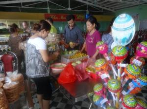 A caminho de Ninh Binh