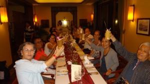 Camboja_Siem Reap_Jantar_Victoria Angkor Resort