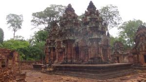 Camboja_Siem Reap_Templos Bakong - Preah - Lolei e Banteary Srei