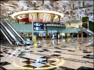 Singapura Changi Aeroporto