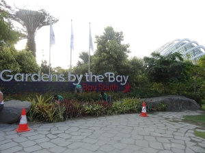 Singapura - Gardens By The Bay