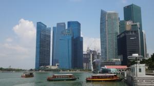 Singapura_Vista cidade