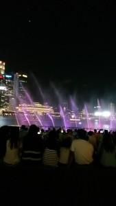 Singapura_Show Águas dançantes