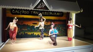 Bangkok_Jantar e show Calypso
