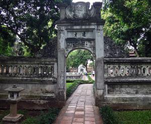 Templo da Literatura_Passagem