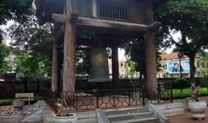 Templo da Literatura_Sino à esquerda Yin