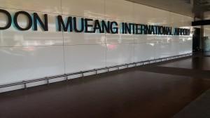 Don Mueang _Aeroporto Internacional de Bangkok