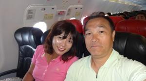 A caminho de Bali