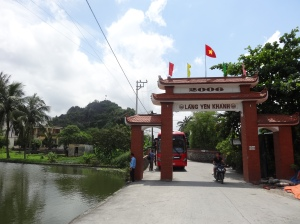 Vietnã_Yen Duc_Almoço